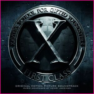 X-Men First Class Soundtrack