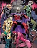 Max Eisenhardt (Joseph) Magneto Not a Hero Vol 1 1