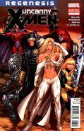 Uncanny X-Men Vol 2 1 team variant