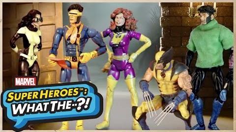 Marvel Super Heroes What The--?! X-Men vs. Vampires Bite Me