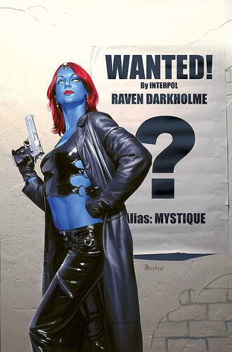 Mystique   X-Men Wiki   Fandom powered by Wikia X Men Girl Main Character