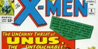 X-Men Volume 1 8