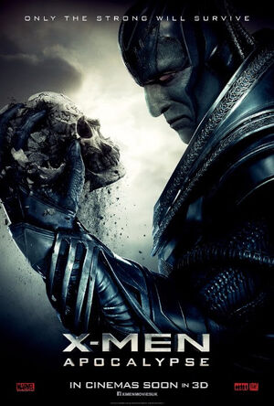 X-Men Apocalypse Teaser Poster