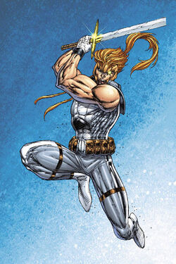 X-Force Shatterstar Vol 1 1 Textless