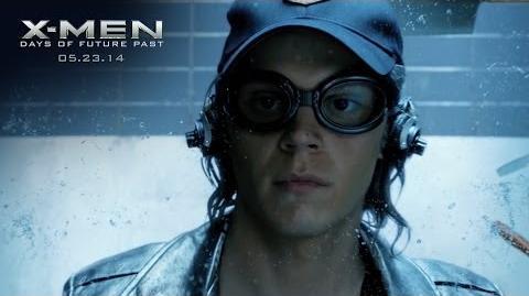 "X-Men Days of Future Past ""Quicksilver"" Power Piece HD 20th Century FOX"