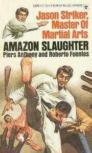 Amazon Slaughter Vol 1 1