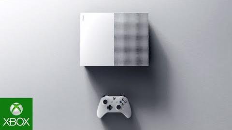 Xbox One S - The ultimate games and entertainment system