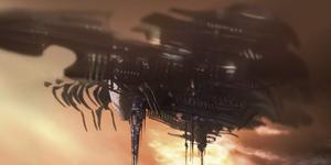 XCOM(EU) TempleShip Mission