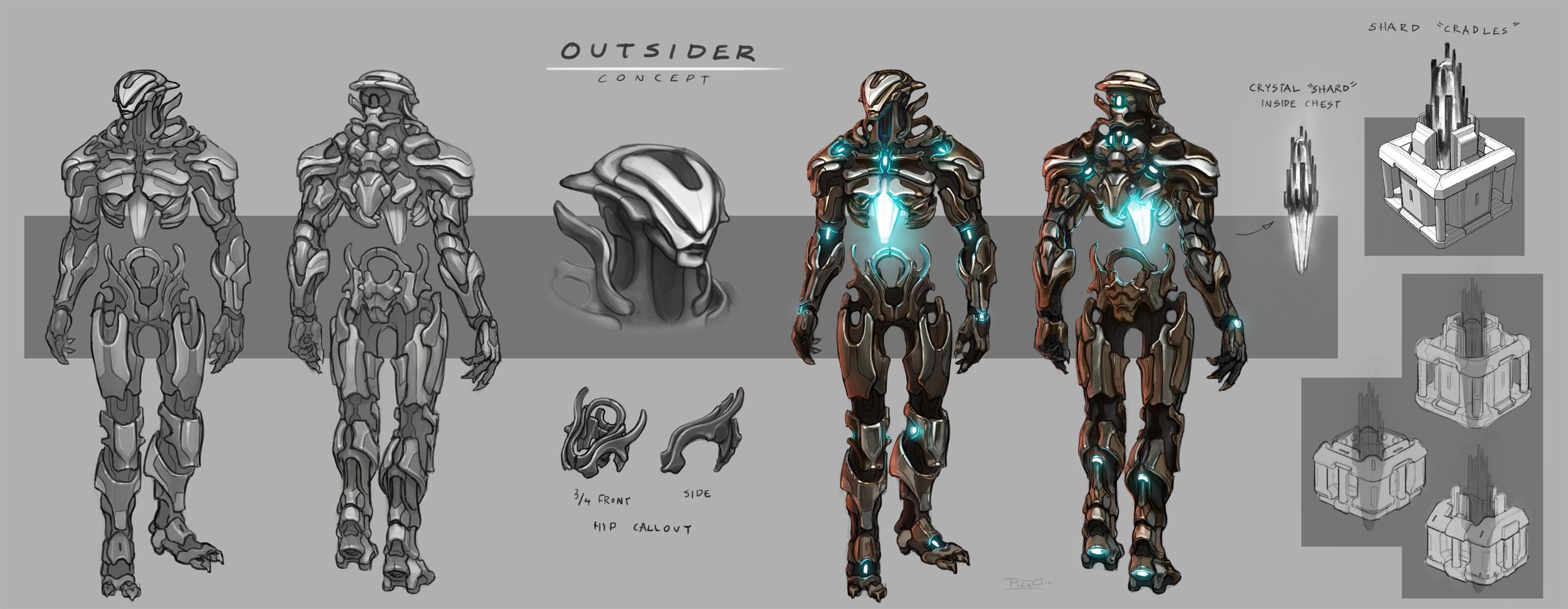 Image - Concept - Outsider.jpg - XCOM Wiki