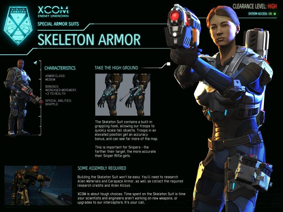 skeleton suit armor xcom wiki fandom powered by wikia. Black Bedroom Furniture Sets. Home Design Ideas