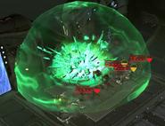 XCOM(EU) BlasterLauncher Explosion