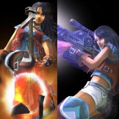 Sharla - Battle Tactics images