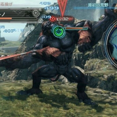 The Iron-fist Bruno, a beta enemy