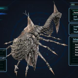 Hartmut's Enemy Index information