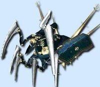 Mechon Exterminator EMBER