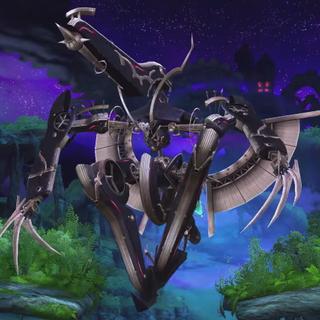 Metal Face on Gaur Plain in the Wii U version.