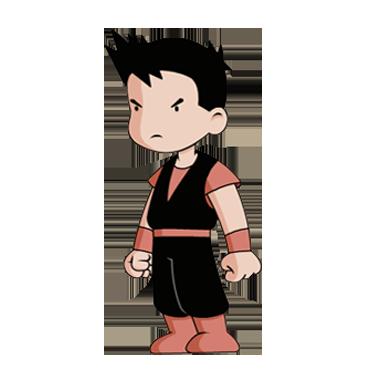 The kimura twins xilam wikia fandom powered by wikia - Shuriken school ...