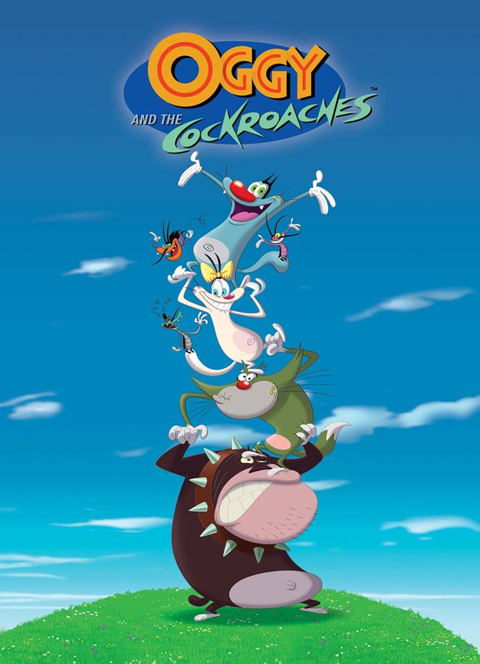 Oggy and the Cockroaches Xilam Wikia FANDOM powered by