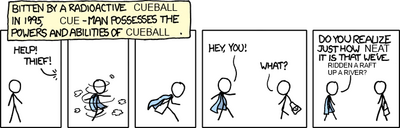 Cueball-man