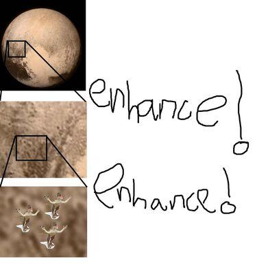 Pluto Enhanced!