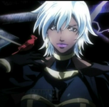 Anime xmen -Storm