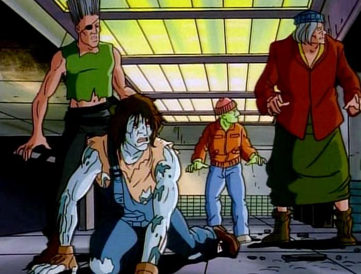 X Men Shadowcat Movie Morlocks | X-Men Evolu...