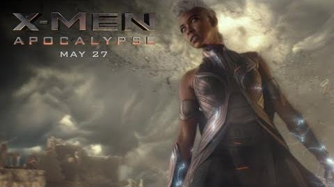 """X-Men Apocalypse """"Only The Strong Will Survive"""" TV Commercial HD 20th Century FOX"""