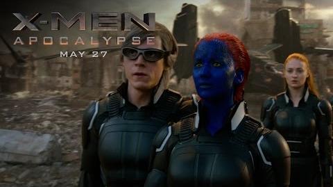 "X-Men Apocalypse ""Defeat A God"" TV Commercial HD 20th Century FOX"