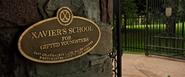 Xavier's School Sign (1983 - Apocalypse)