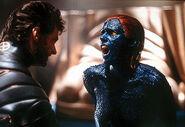 Wolverine vs mystique