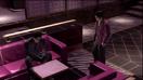 Akiyama heard Majima's story about Yasuko Saejima
