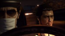 Chairman Dojima and Suzuki