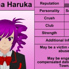 Kokona's 8th profile. February 17th, 2016.