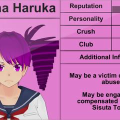Kokona's 3rd profile.