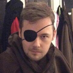 Mark's former Twitter avatar.