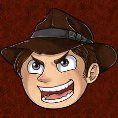 DaveChaos' most famous avatar.
