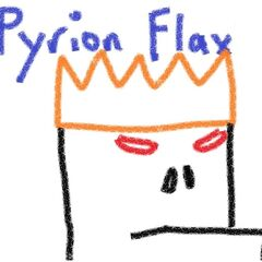 Pyrion's previous YouTube avatar.