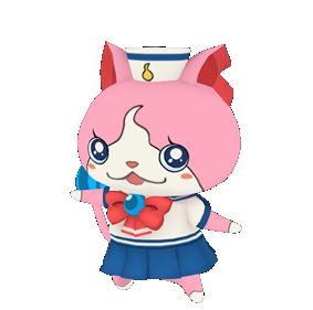 Sailornyan Yo Kai Watch Wiki Fandom Powered By Wikia
