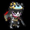 O-Edo Ninja Panda PYW-122