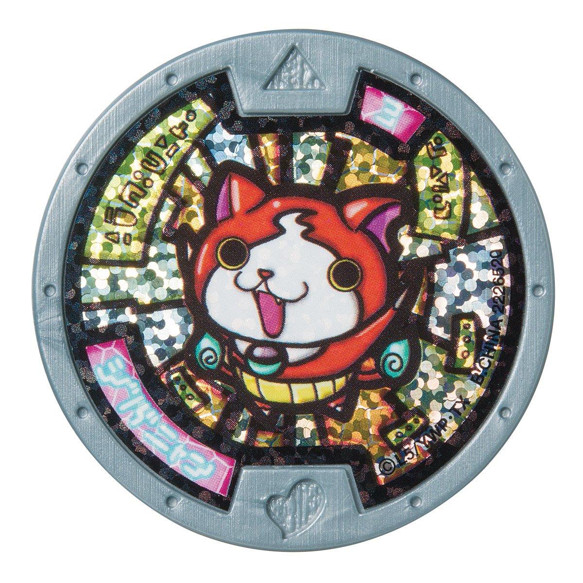 Yo kai medals yo kai watch wiki fandom powered by wikia for Porte medaillon yokai watch
