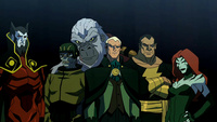 The Injustice League announces