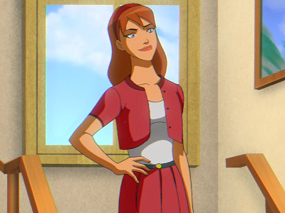 Megan Wheeler | Young Justice Wiki | FANDOM powered by Wikia