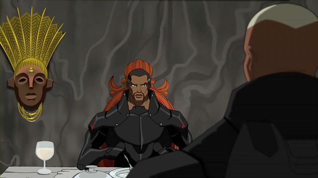 Black Manta | Young Justice Wiki | FANDOM powered by Wikia