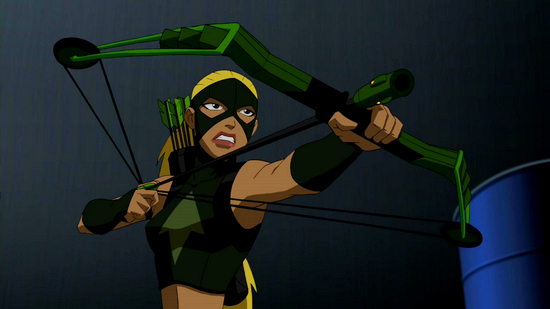 Image - Artemis's bow.PNG | Young Justice Wiki | Fandom ...