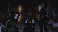 League of Shadows meet