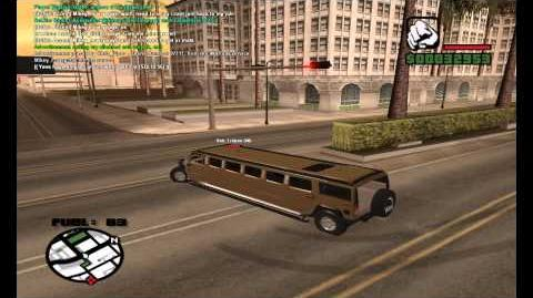Let's Play GTA San Andreas Multiplayer Kevin's Server Part 4 Pizza Bike Fun )