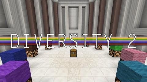DIVERSITY 2 Minecraft Multi-Genre Map