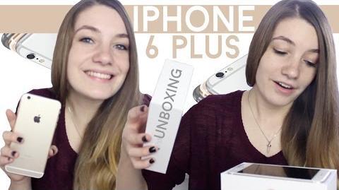 GOLD APPLE IPHONE 6 PLUS UNBOXING!