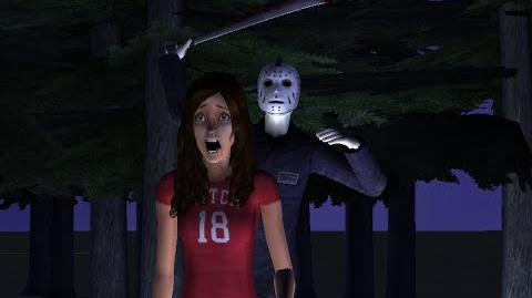 Friday the 13th Part 2 Sims 2 Horror Movie (2015)