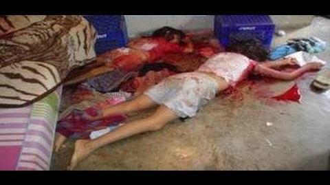 NATO Crimes Shown as Rebels Enter Tripoli